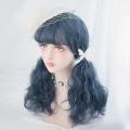 Alice Garden洛丽塔玉米卷长卷发原宿软妹lolita日常哑光假发女 AG-041
